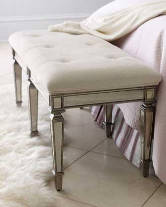 desain interior bangku kamar tidur