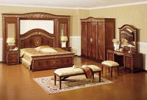 desain interior furnitur kamar tidur