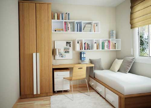 Mendesain dan Menata Apartemen Studio