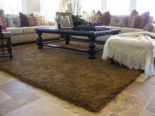 Peningkatan Desain Interior Rumah Tata Warna Karpet Ruangan